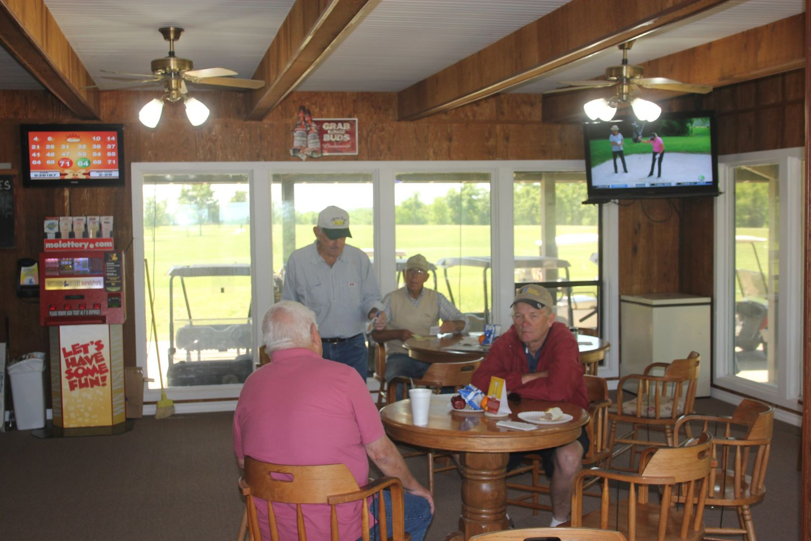 ozark golf clubhouse